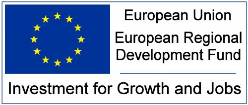 European Union - European Regional Development Fund - Investing in your future.
