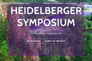 CV6 CEO Presents at Prestigious Heidelberger Symposium on Cancer Research