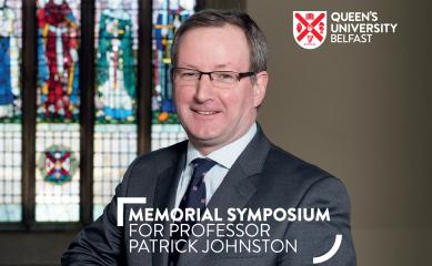 CV6 CEO Speaks at Patrick Johnston QUB Memorial Symposium