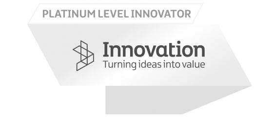 CV6 Therapeutics Inc Recognised as a Platinum Level Innovator