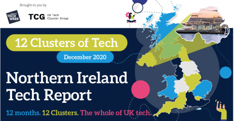 CV6 Therapeutics Featured in the NI Edition of the 12 Clusters of Tech